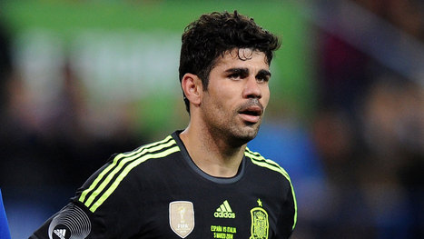 Spain takes gamble on Diego Costa in final 23-man World Cup squad - FOXSports.com | 2014 FIFA World Cup Brazil | Scoop.it