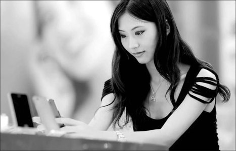 Mobile apps chip away at SMS - People's Daily Online | Sculpting Crowdsorcery | Scoop.it