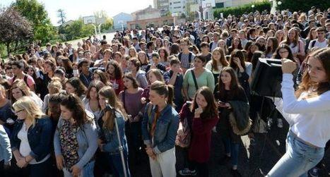Intégration au lycée Michelet   C'est à suivre   Scoop.it