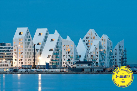 What's Hot In Denmark: Iceberg Dwellings By JDS Architects | 360° design | Scoop.it