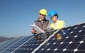 Photovoltaïque : des cellules solaires organiques bientôt produites à l'échelle industrielle ? : 10-04-2014 - Batiweb.com | Photovoltaique | Scoop.it