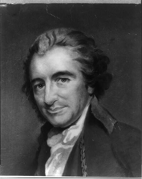 A little history - Thomas Paine | John Cashon's Musings | Scoop.it