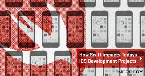 How Swift Impacts Today's iOS Development Projects - Inside the Nerdery | iOS Dev Central | Scoop.it