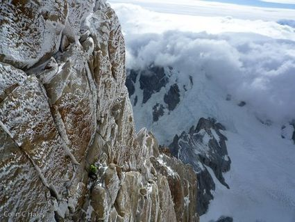 Another Climbing Season in Patagonia | Trekking | Scoop.it
