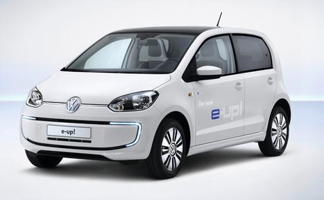 Volkswagen e-Up - En avance sur Francfort - Actualités - L'Automobile Magazine   Actualités Volkswagen   Scoop.it