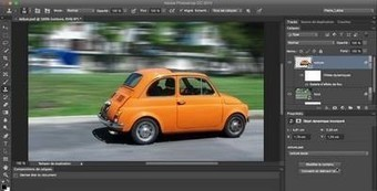 Retouche : filtres et composition de calques dans Photoshop - Photo Geek | netnavig | Scoop.it