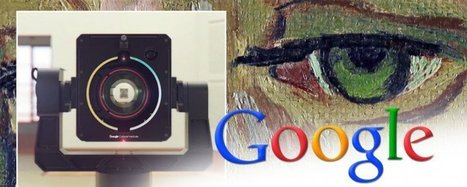 Google shares and preserves art with the Art Camera | Books, Photo, Video and Film | Scoop.it