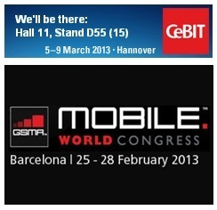 Meet SIGFOX at MWC Barcelona and CeBIT Hanover | SIGFOX | Scoop.it