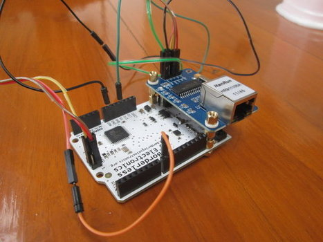 How to Make a $15 Web Server for IoT Applications | Embedded Systems News | Scoop.it