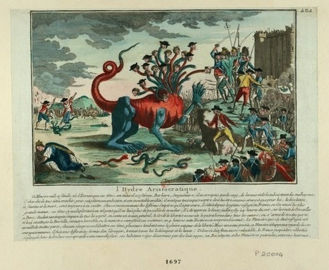 14,000 Free Images from the French Revolution Now Available Online | Bugigangas Virtuais | Scoop.it