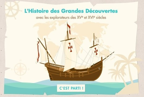 Jacques Cartier, un grand explorateur français | Remue-méninges FLE | Scoop.it