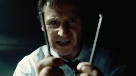 Get a LinkedIn Endorsement From Liam Neeson Through This Quirky Movie Promotion | #ensw diversions - questionably relevant, edgy fodder to brighten your enterprise slog | Scoop.it