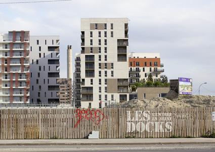 Saint Ouen - ZAC des Docks - Îlot D2 - Lot 2: Bâtiment B - archicontemporaine.org - Le panorama en images du Réseau des maisons de l'architecture | actualités en seine-saint-denis | Scoop.it