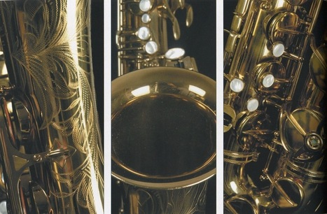 RK2012ARTS CHANNEL: John Coltrane's tenor saxophone | Jazz Plus | Scoop.it