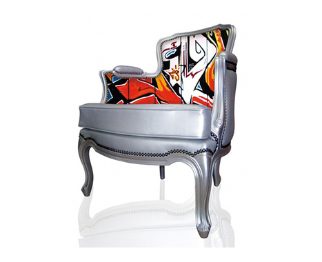 Teo Jasmin's Digitally Printed Furnishings Combine Artful Images With Classic Styles. | LeZart | Scoop.it