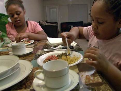 Weight fate: Heavy kindergartners far more likely to be obese teens - NBCNews.com   food   Scoop.it