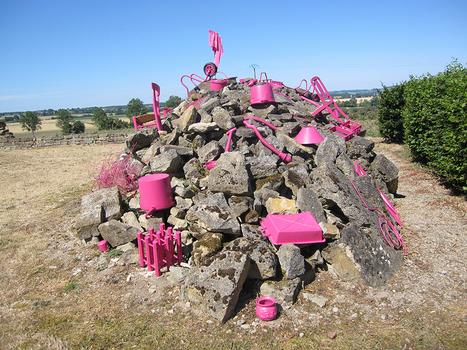 Serge Olivier FOKOUA @ Château de Chevigny - du 28 juin au 19 octobre 2014 | CRANE  lab | Scoop.it