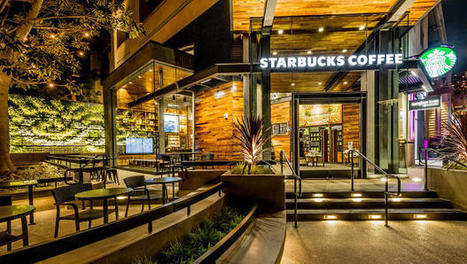 Starbucks's Disneyland Store Is Surprisingly Classy | Tracking Transmedia | Scoop.it
