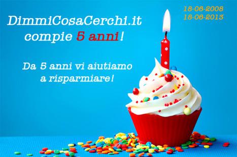 DimmiCosacerchi compie 5 anni! | News | Scoop.it