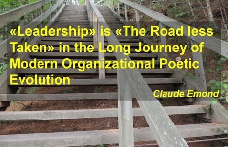 Change This - Leadership Lessons from Poetry and Prose | Thriving or Dying in the Project Age | Scoop.it