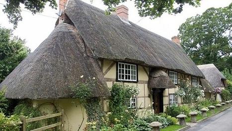 Les magnifiques cottages de Wherwell   I love it !   Scoop.it
