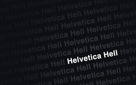 5 Google Web Font Alternatives to Helvetica and Arial | Web, marketing, design | Scoop.it