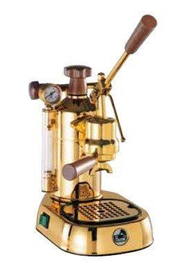 La Pavoni PPG-16 Professional 16-Cup Espresso Machine, Brass ...   Clocks   Scoop.it