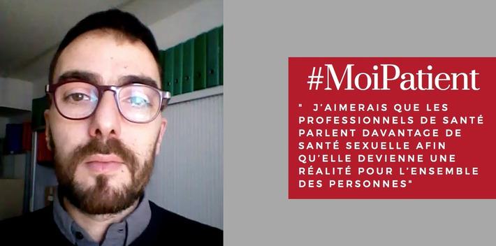 """""""#MoiPatient, j'aimerais que les professionnels de santé parlent davantage de santé sexuelle afin qu'elle devienne une réalité pour l'ensemble des personnes"""", François Berdougo, militant de la lutt...   PATIENT EMPOWERMENT & E-PATIENT   Scoop.it"""