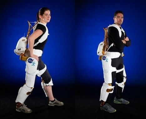 NASA X1 Exoskeleton keep astronauts fit and could help disabled walk | SlashGear | The Robot Times | Scoop.it