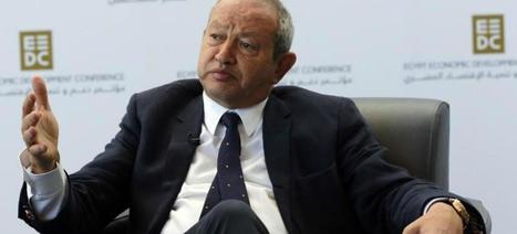 Naguib Sawiris prend officiellement le contrôle d'Euronews   TV & TV Distribution   Scoop.it