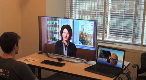 MACH system from MIT can coach those with social anxiety | Virtual Reality Therapy | Scoop.it