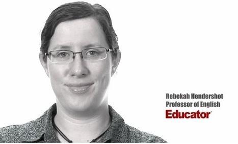 Learn Advanced English Grammar with Rebekah Hendershot | Educator, Inc. | Scoop.it