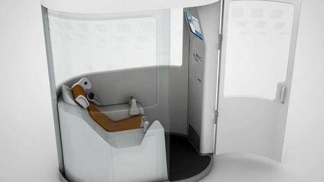 La première cabine de télémédecine est installée en France | Galenus Regeneratio | Scoop.it