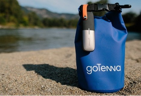 goTenna Mesh Helps You Stay Connected Anywhere (video) - Geeky Gadgets | Raspberry Pi | Scoop.it