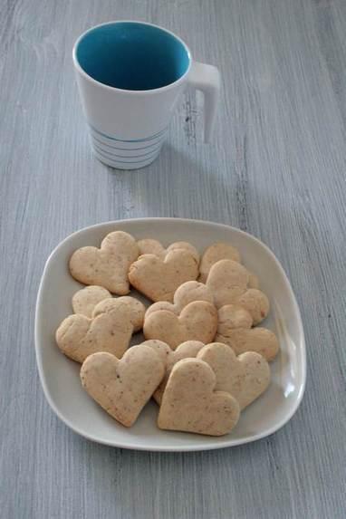 San Valentino: biscotti al malto di riso (senza zucchero) | Alimentazione Naturale Vegetariana | Scoop.it