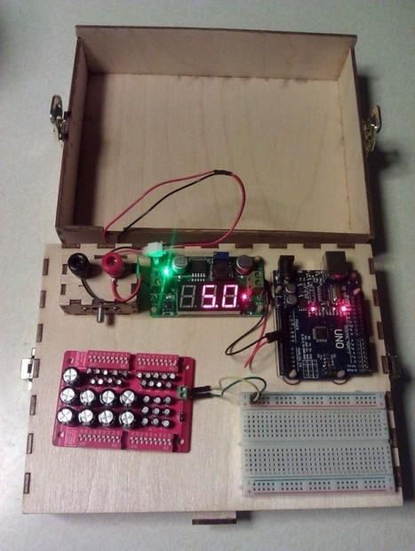 DIY Portable Electronics Experiment Station: Lapshop   Robotics and Electronics   Scoop.it