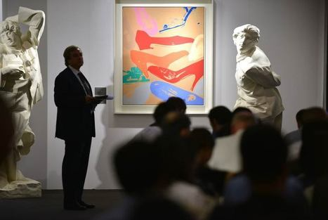 Christie's first to sell Picasso at auction in mainland China; Sale totals $25 million | Art | Scoop.it