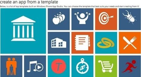 Web-based Windows Phone dev tool has built 65,000 apps, gets ... | Test | Scoop.it