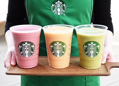 Starbucks Is Offering Kale Smoothies, Healthy New Line of Drinks: Nutritional Details   Kickin' Kickers   Scoop.it