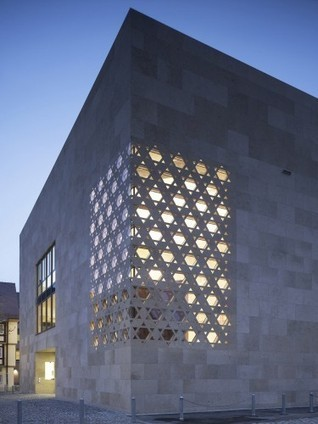 Ulm Synagogue / Kister Scheithauer Gross Architects and Urban Planners | ami meg tetszik | Scoop.it