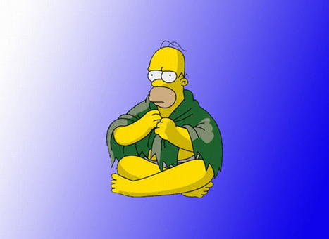50 Exceptional Simpsons Wallpapers - Yankee Bloggers | Yankee Bloggers  - Tattoo Ideas, Home Decor, Funny Memes | Scoop.it