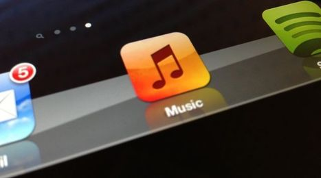 Apple strikes iRadio deal with Universal Music | Music business | Scoop.it
