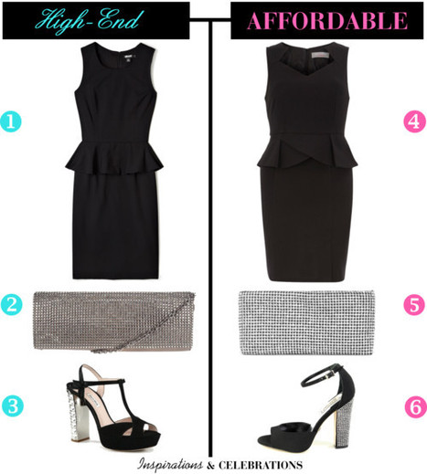 High-End vs. Affordable Fashion ~ Holiday Looks | Best of the Los Angeles Fashion | Scoop.it