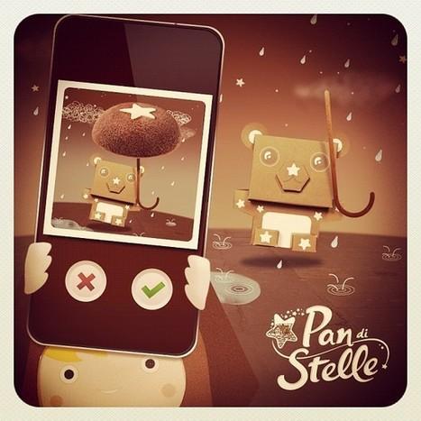 Mooncake Pan di Stelle atterra nel mondo digital! via @franzrusso | BlogItaList | Scoop.it