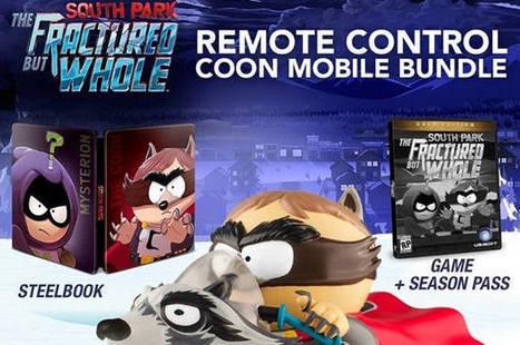 Edición Especial South Park: Fractured But Whole incluye Mapachemovil   Descargas Juegos y Peliculas   Scoop.it