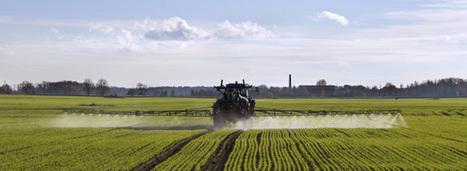 Protection des captages d'eau potable contre les micropolluants d'origine agricole   Veille environnement et développement durable   Scoop.it