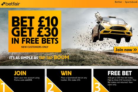 Betfair Promo Code - Claim Your Betfair Free Bet Today   wiccanspells   Scoop.it