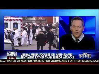 Fox's Gutfeld to U.S. Media: You Are Not Charlie, You're Cowards - YouTube | Alert | Scoop.it