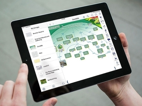 CmapTools iPad App Now Available Supporting Millions of Cmap Users | Gestão do Conhecimento e Aprendizagem - Knowledge management and learning (KM) | Scoop.it