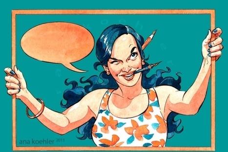 Sexismo Nos quadrinhos ESTÁ Mudando AOS poucos;  entenda | binóculo CULTURAL | Monitorar de Informação Pará empreendedorismo criativo e cultural | | Scoop.it